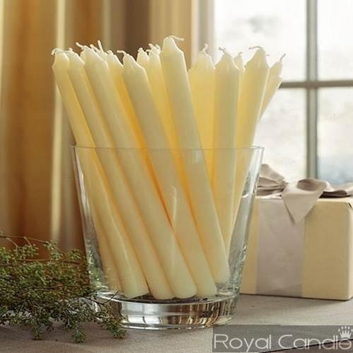 Beyaz Mumlar Bakkal Mum